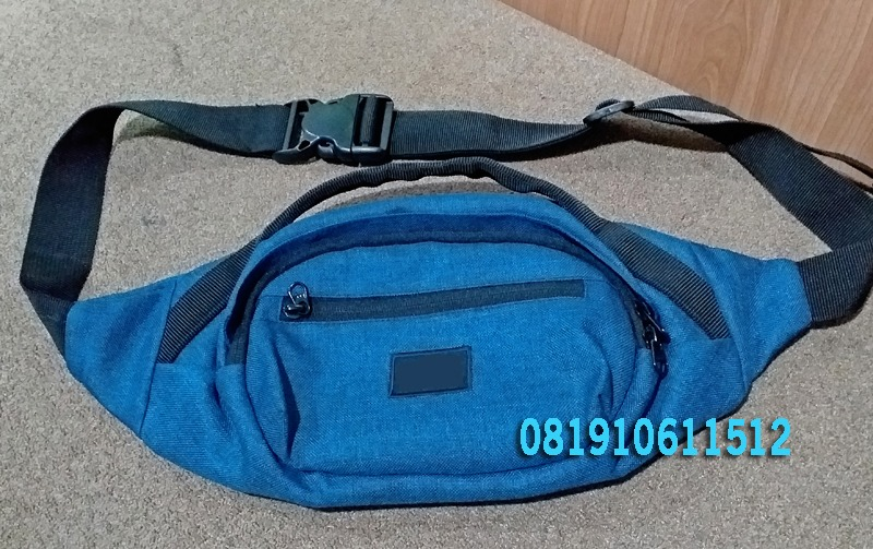 Konveksi Waist Bag