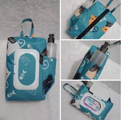 pouch tempat tisu